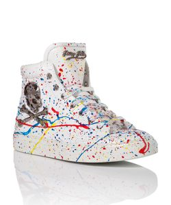 Philipp Plein | Mid-Top Sneakers Convergence