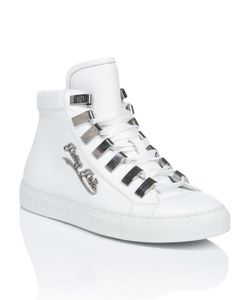 Philipp Plein | Hi-Top Sneakers Mustang