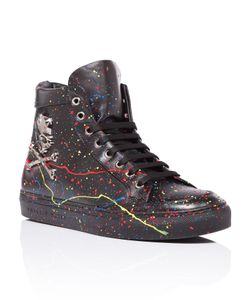 Philipp Plein | Hi-Top Sneakers Tourist