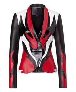 Philipp Plein | Leather Jacket Blame