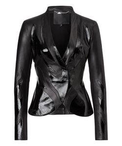 Philipp Plein | Leather Jacket Happy