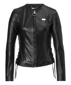 Philipp Plein | Leather Jacket Nusakan