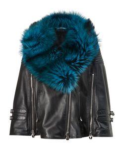 Philipp Plein | Leather Coat Victorian