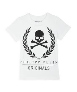 Philipp Plein | T-Shirt Round Neck Ss Cosmik