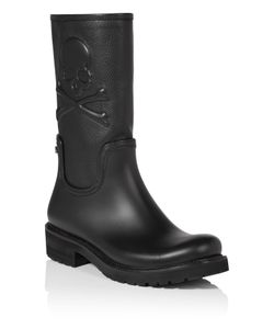 Philipp Plein | Gummy Boots Higher