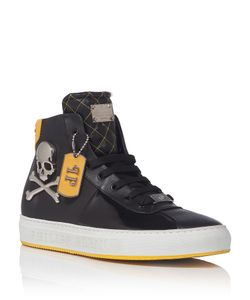 Philipp Plein | High Sneaker Bones