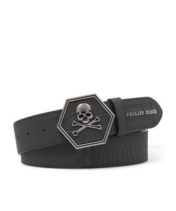 Philipp Plein | Belt Yellow
