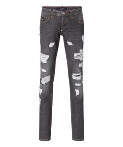 Philipp Plein | Straight Cut Denim Desire