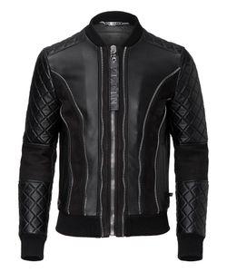 Philipp Plein | Leather Jacket Valley