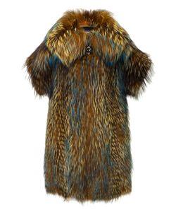 Philipp Plein | Fur Coat Chamaleo