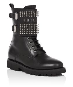 Philipp Plein | Boots Fall Asleep