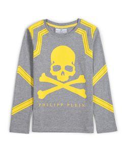 Philipp Plein   T-Shirt Long Sleeves Aster