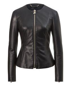 Philipp Plein | Leather Jacket Etho