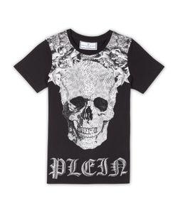 Philipp Plein | T-Shirt Round Neck Ss Dill