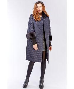 50e0f541104 Албана - Двубортное Российское Пальто Альбана С Кроликом