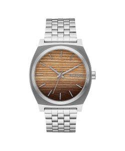 Nixon   Кварцевые Часы Time Teller Wood/