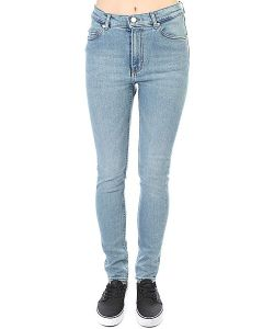 Cheap Monday | Джинсы Узкие Second Skin Stonewash