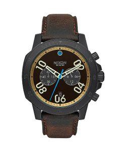 Nixon   Кварцевые Часы Ranger Leather Enrod