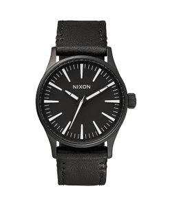 Nixon | Кварцевые Часы Sentry 38 Leather