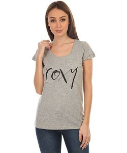 Roxy | Футболка Bobbystraightup Heritage Heather