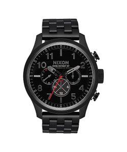 Nixon   Кварцевые Часы Safari Dual Time