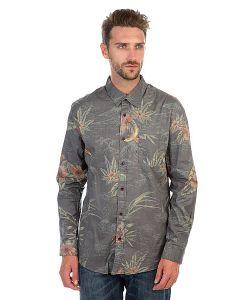 Quiksilver | Рубашка Parrotjungleshl Parrot Jungle Tarmac
