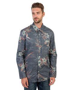 Quiksilver | Рубашка Parrotjungleshl Parrot Jungle Navy