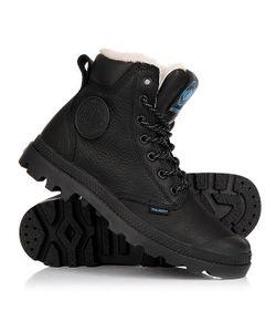 Palladium | Ботинки Зимние Pampa Sport Cuff Wps W Black