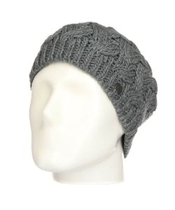 Roxy | Шапка Женская Lovesnowbeanie Mid Heather Grey