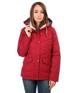 Roxy | Куртка Зимняя Женская Nancy Rhododendron