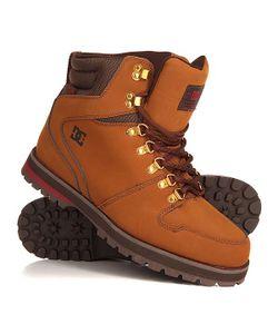 Dcshoes | Ботинки Высокие Dc Peary Cocoa