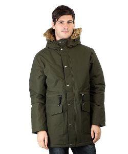 Dcshoes | Куртка Парка Dc Bamburgh Dark Olive