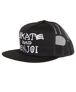 Enjoi | Бейсболка С Сеткой Skate And Trucker Cap
