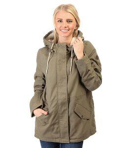 Billabong | Куртка Зимняя Женская Iti Moss