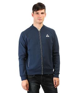 Le Coq Sportif | Бомбер Rayure Veste Dress Blues