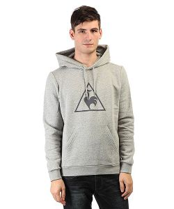 Le Coq Sportif | Толстовка Кенгуру Affutage Po Hood Brushed Light Heather