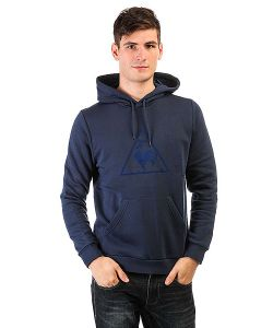 Le Coq Sportif | Толстовка Кенгуру Affutage Po Hood Brushed Dress Blues