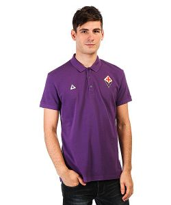 Le Coq Sportif | Поло Fiorentina Tenue Pres Players Violet
