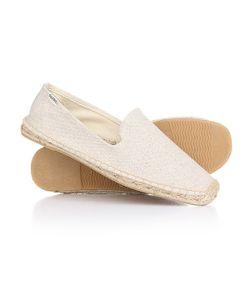 Soludos | Эспадрильи Smoking Slipper Cotton Sand