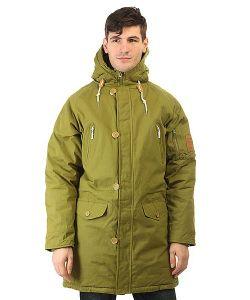 Truespin   Куртка Парка Cold City Pistachio