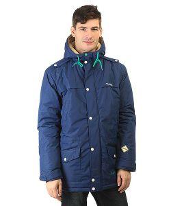 Truespin | Куртка Парка Fishtail Navy