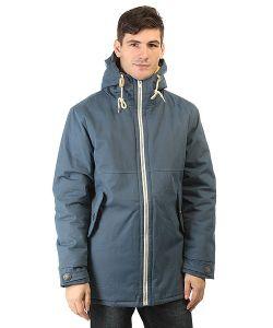 Запорожец | Куртка Парка Retro Zipper Navy