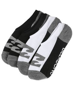 Billabong | Носки Низкие Invisible Sock 2 Pack Assorted