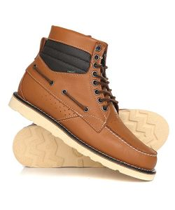 Element | Ботинки Высокие Hampton Boot Vibram Caramel