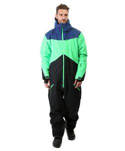 Quiksilver | Комбинезон Сноубордический Corbett Suit Sodalite