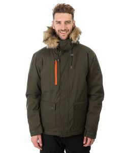 Quiksilver | Куртка Selector Plus Forest Night