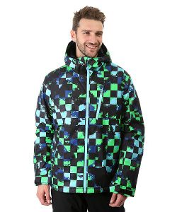 Quiksilver | Куртка Mission Plus Waxdotcamo Check