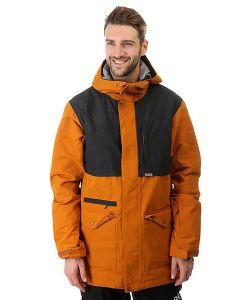 Quiksilver   Куртка Horizon Pumpkin Spice