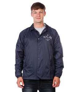 Dekline | Ветровка Anchor Coach Jacket Navy