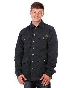 Fallen | Куртка Berlin Jacket Heat Black